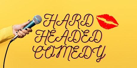 WOWZA! Hard Headed Comedy @ Crystal Lake Brooklyn?! YES! tickets