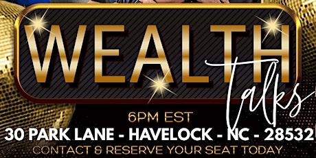 Wealth Talks- Havelock tickets