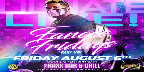 Fancee Fridays Part I w/ Lil' Nate tickets