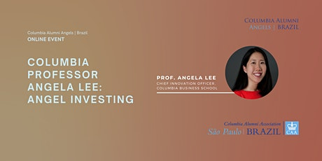 COLUMBIA PROF. ANGELA LEE:  LESSONS LEARNED FROM 15,000 PITCHES tickets