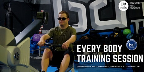Every Body Trains - August tickets