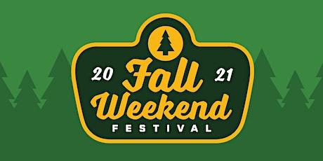 Fall Weekend Festival tickets