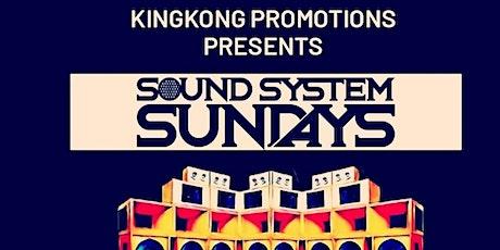Sound System Sundays tickets
