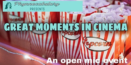 Phynnecabulary Presents: Great Moments in Cinema tickets