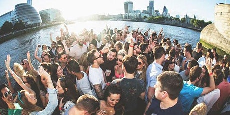 Freedom: London Dancehall/R&B Boat Party tickets