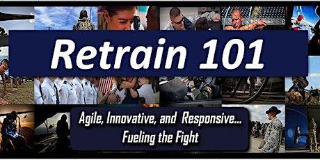 Retrain 101 0500 tickets