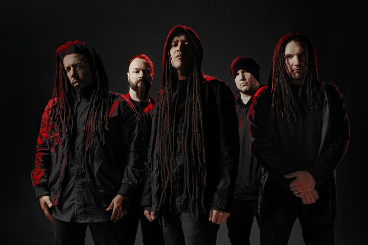 Nonpoint - I'm About to Explode Tour image