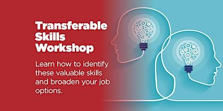 Adapting to the Job Market: Identify Your Hidden Skills tickets
