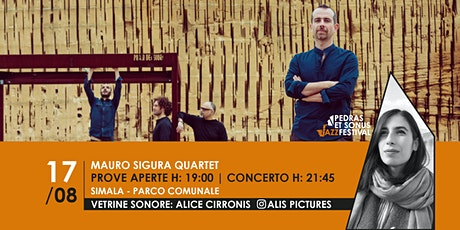 Mauro Sigura Quartet Feat Alice Pictures biglietti