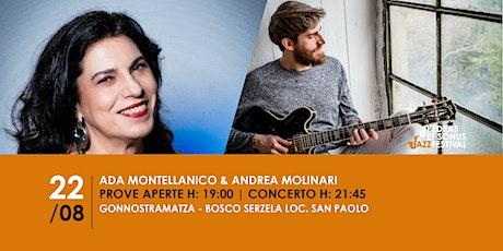 Ada Montellanico & Andrea Molinari biglietti