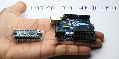 Intro to the Arduino
