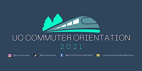 UC Commuter Orientation 2021 biglietti