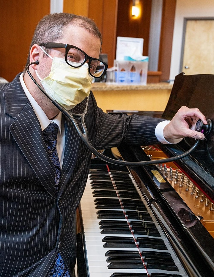 Charity Piano Recital image