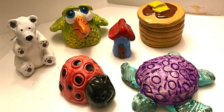 Play with Clay Sue Hoy (children's camp) tickets