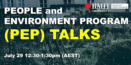 Decolonising People and Environment tickets