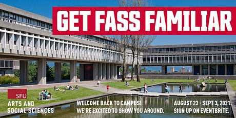 Get FASS Familiar: On-campus welcome for new students tickets