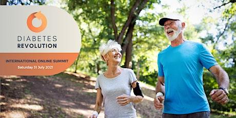 Diabetes Revolution Virtual Summit - Free Public Event tickets