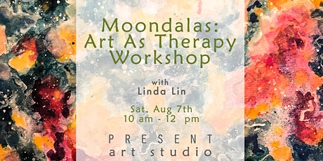 Moondalas: Art as Therapy Workshop tickets