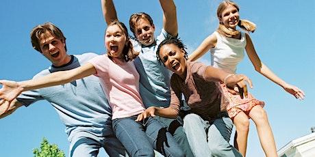 Lets Talk Body Confident Children & Teens tickets