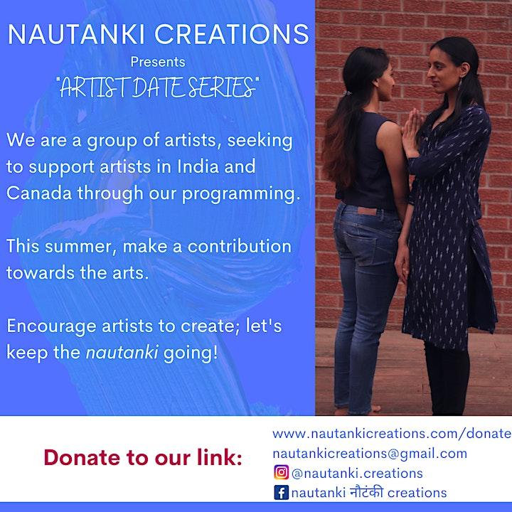 Smitten & Starstruck - 2nd Nautanki Creations Festival 2021 image