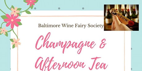 """Champagne &  Afternoon """"TWISTED""""  Tea tickets"""