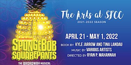 SFCC Theatre Presents: THE SPONGEBOB MUSICAL tickets