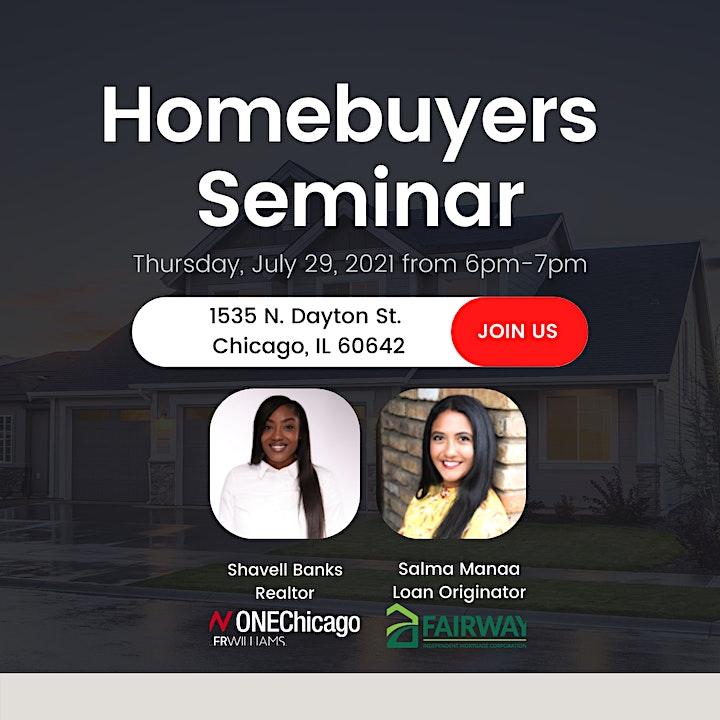 Homebuyers Seminar image