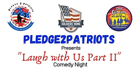 Laugh with Us part ll tickets