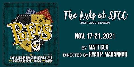 SFCC Theatre Presents: PUFFS tickets