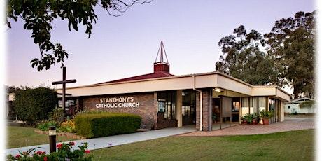 31st July - St Anthony's 4:30pm Mass tickets