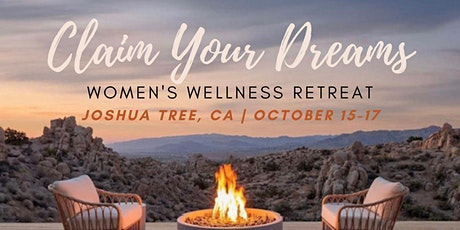 Claim Your Dreams, Women's Retreat tickets