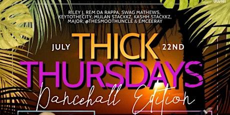 Thickthursdays@eventbrite.com tickets