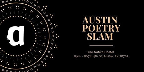 Austin Poetry OPEN Slam Hosted by Christopher Michael- RSVP Recommended tickets