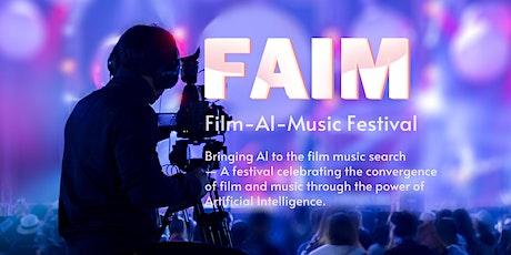 Film-AI-Music Festival - FIRESIDE@FAIM billets