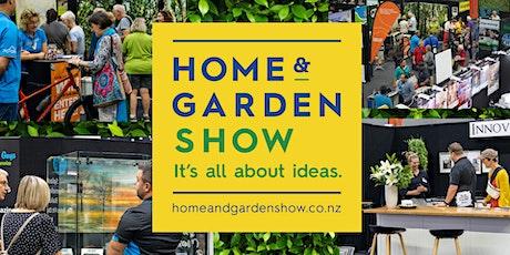 Rotorua Home and Garden Show 2022 tickets
