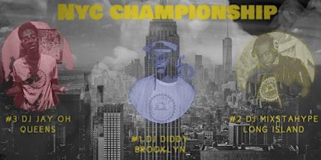 VIBES NYC CHAMPIONSHIP tickets