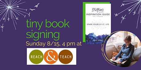 Mother's Quest Inspiration Guide Book Signing tickets