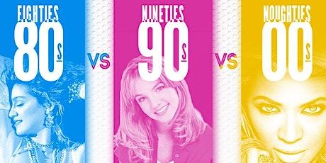 80's , 90's & 00's Online Dance Party tickets