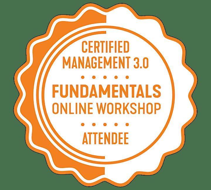 Management 3.0 Fundamentals Online Workshop: Bild