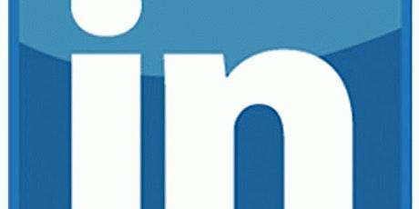 Free webinar: LinkedIn for Dummies tickets