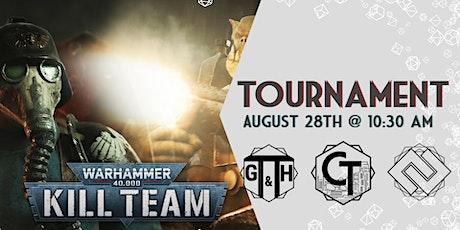 Warhammer Kill Team Tournament tickets
