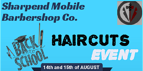 Sharpend Mobile Barbershop Co. 2nd Annual Back To tickets
