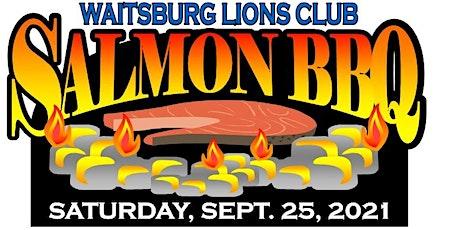 Waitsburg Lions Club Salmon BBQ tickets