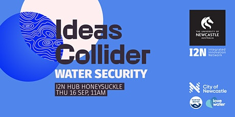 Ideas Collider - Water Security tickets