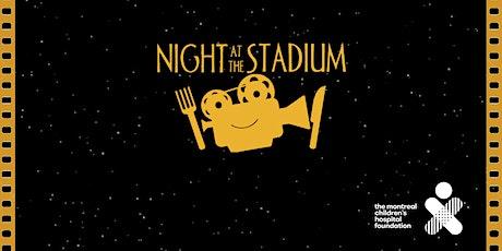Night At The Stadium tickets