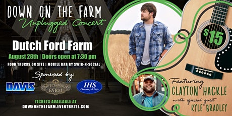 Down On the Farm Unplugged Concert tickets
