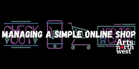 FREE Workshop  Managing a Simple Online Shop tickets