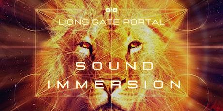 Lions Gate Portal Sound Immersion tickets