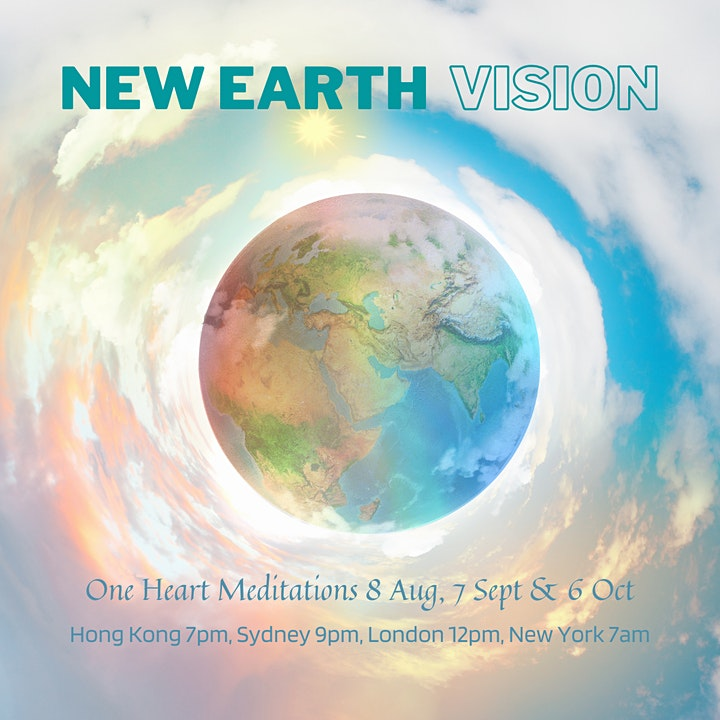 One Heart Meditation: New Earth Vision image
