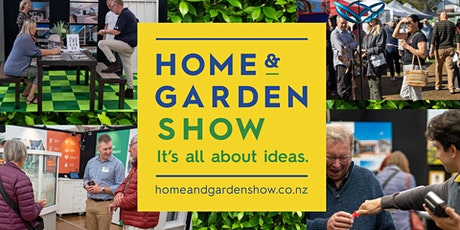 Taupo Home and Garden Show 2022 tickets